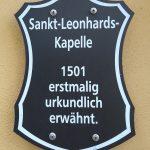 Kapelle Gepülzig