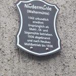 Niedermühle Sachsendorf