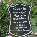 Rittergut Großmilkau