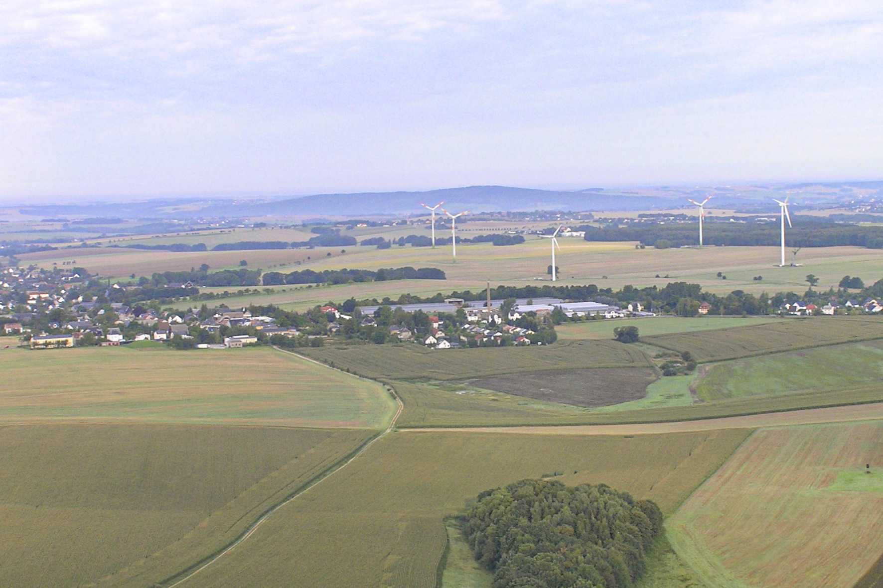 Ballonfahrt 2007